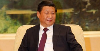 Portrait image of Xi Jinping. Source: Global Panorama, Flickr, https://bit.ly/2ZKQVxU