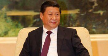 Portrait image of Xi Jinping. Source: Global Panorama, Flickr, https://bit.ly/2ZKQVxU
