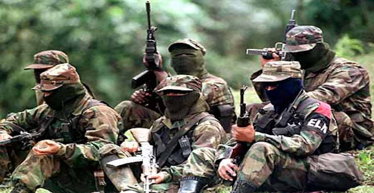 Image of the FARC Colombia, Source: Silvia Andrea Moreno, Flickr, https://bit.ly/2k47VQS