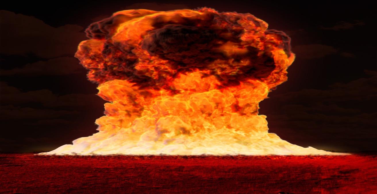 Nuclear Bomb, Source: AlexAntropov8, Pixabay, https://bit.ly/2lV7MjB