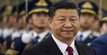 Portrait photo of Xi Jinping, Source: Janne Wittoeck, Flickr, https://bit.ly/2nXS34e