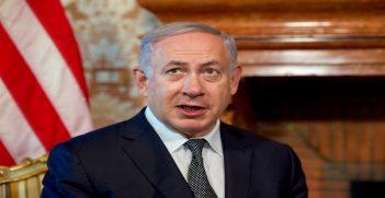 Israeli Prime Minister Benjamin Netanyahu addresses reporter at the the U.S. Ambassador's Residence in Rome, Italy, Source: US Department of State, Flickr, https://bit.ly/2ARnpg9