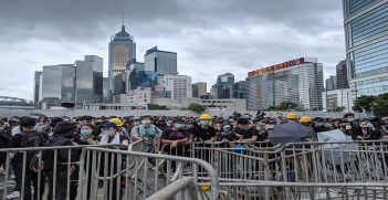 Hong Kong anti-extradition bill protest, Source: Studio Incendo, Flickr, https://bit.ly/31ts9mN