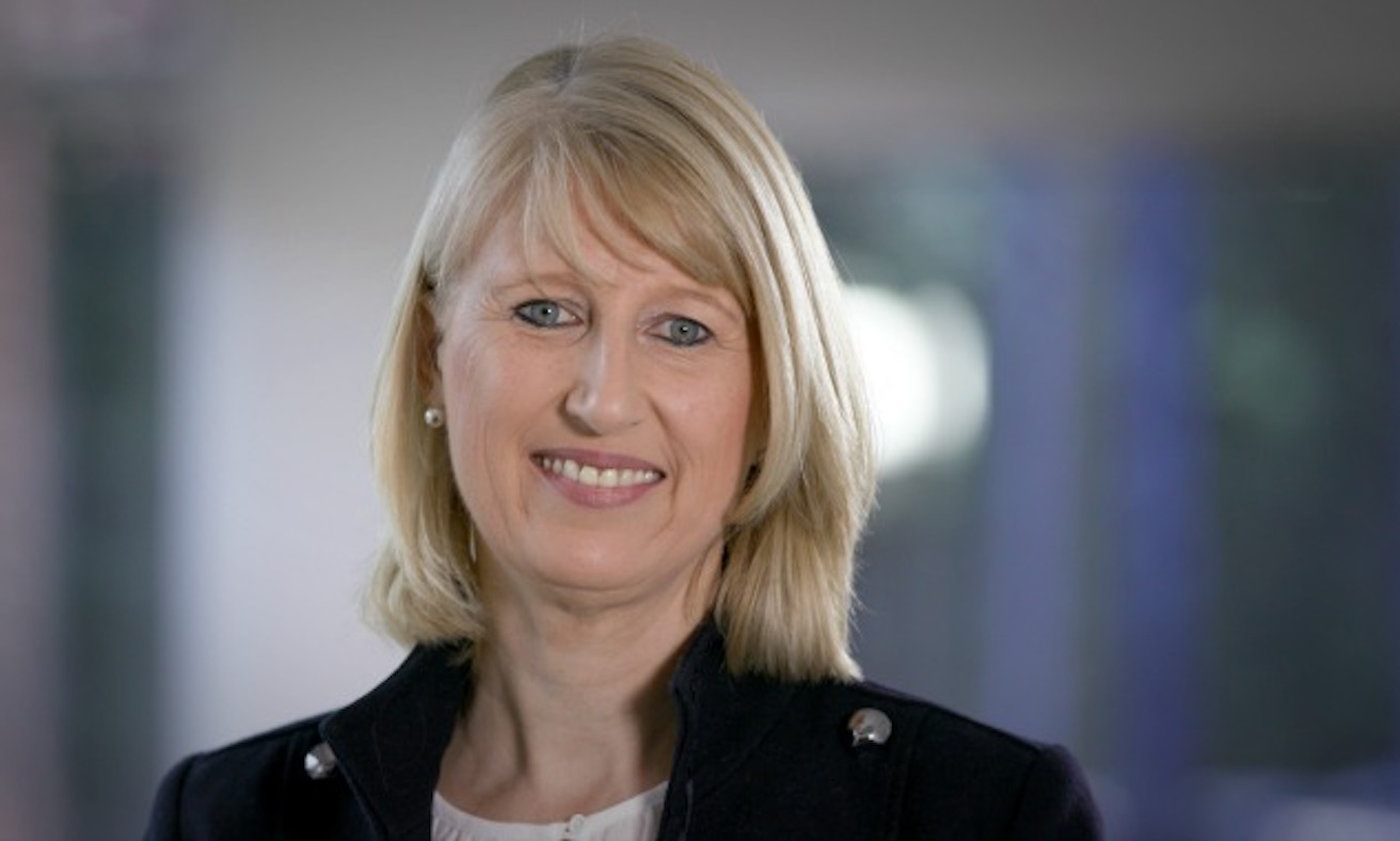 World Vision CEO, Claire Rogers