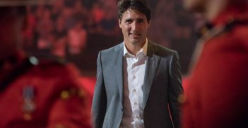 PM Trudeau. Public photo, Flickr, available at https://bit.ly/2PqguTw