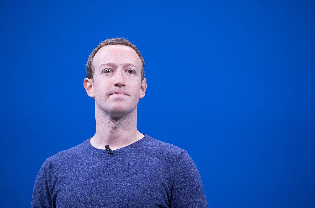 Mark Zuckerberg at the F8 2018 Keynote. Photo by Anthony Quintano, Flickr.
