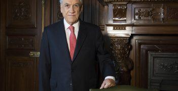 Chilean President Sebastian Pinera. Photo by Casa de America, Flickr.