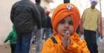 Sikh Child. Photo from Pxhere. Source: https://bit.ly/37iVGUs