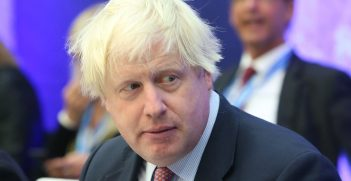 Boris Johnson Faces General Election. Photo by Annika Haas, Wikimedia.