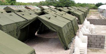 Nauru regional processing facility. Photo by DIAC Images, Wikimedia Commons. Source: https://bit.ly/2YmWNhY