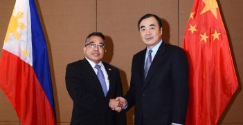 The Philippines and China convened the Fourth Meeting of the Bilateral Consultation Mechanism (BCM) on 02-03 April 2019 in Manila. The Philippine delegation was led by Foreign Affairs Assistant Secretary Meynardo LB. Montealegre of the Office of Asian and Pacific Affairs and the Chinese delegation was led by Vice Foreign Minister Kong Xuanyou. As in the Third Meeting of the BCM in October 2018, the Fourth BCM comprised equivalent officials from the respective foreign ministries and relevant agencies. Source: Clark Galang/Department of Foreign Affairs https://bit.ly/2zSvtQm
