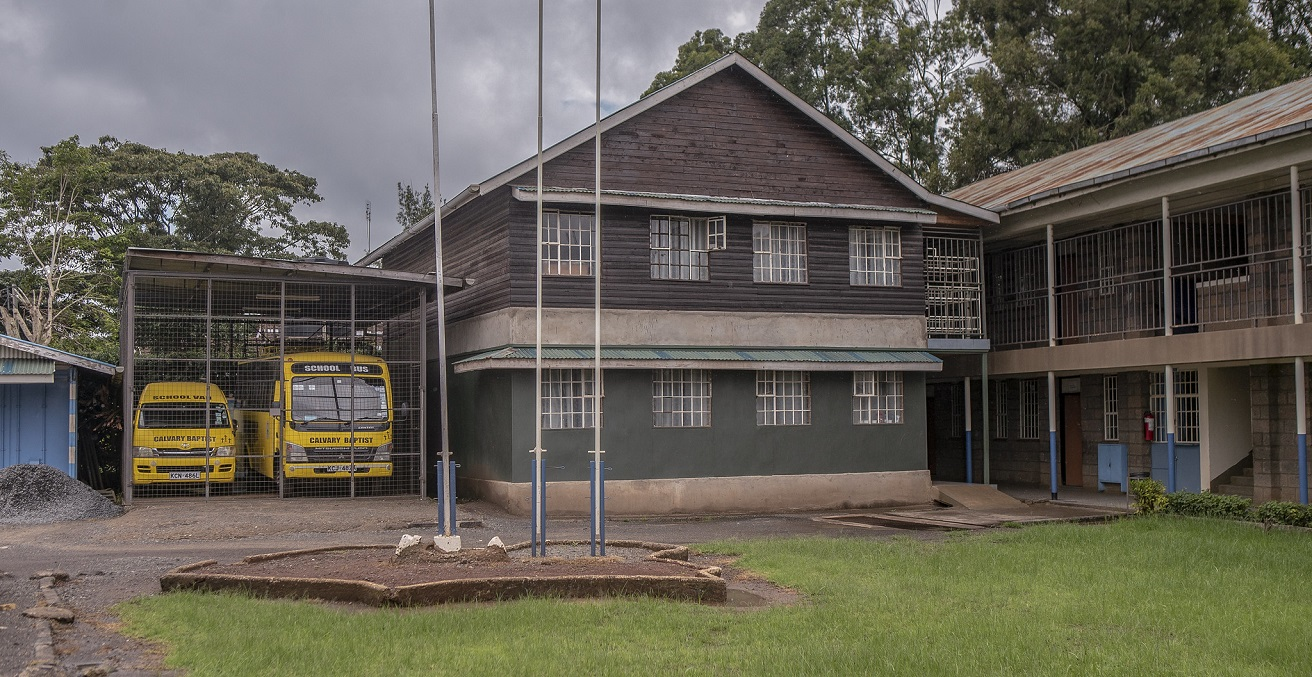 A school in Kenya that has closed due to lockdown measures. Source: World Bank/Sambrian Mbaabu https://bit.ly/39gvoU5