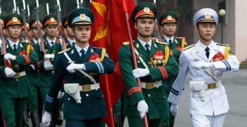 Working visit of Russian Defense Minister Sergei Shoigu to Vietnam, 2018. Source: Mil.ru https://bit.ly/3fsmw06