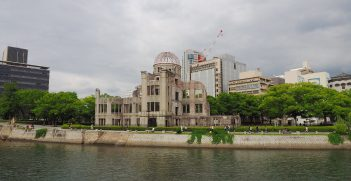 Genbaku Dome, the Hiroshima Peace Memorial. Source: Clay Gilliland https://bit.ly/2PzpRyQ