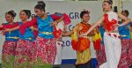 Dancers of different races and religions perform at West Coast GRC Racial Harmony Day Celebration at West Coast Park. Source: Choo Yut Shing https://bit.ly/31NryhX