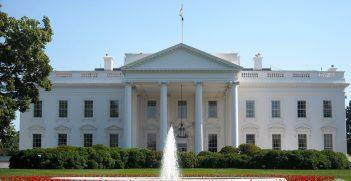 The White House in Washington, DC. Source: https://bit.ly/2SYBv89