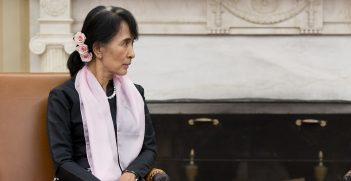 Aung San Suu Kyi. Source: Official White House Photo/Pete Souza https://bit.ly/36tuVNj