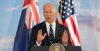 Biden on a visit to Australia from July 17-20, 2016. Source: van huy nguyen https://bit.ly/2I4kJCZ
