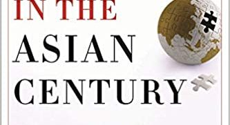 Cover of U.S. Strategy in the Asian Century: Empowering Allies and Partners. Source: Columbia University Press https://bit.ly/38yUWwU