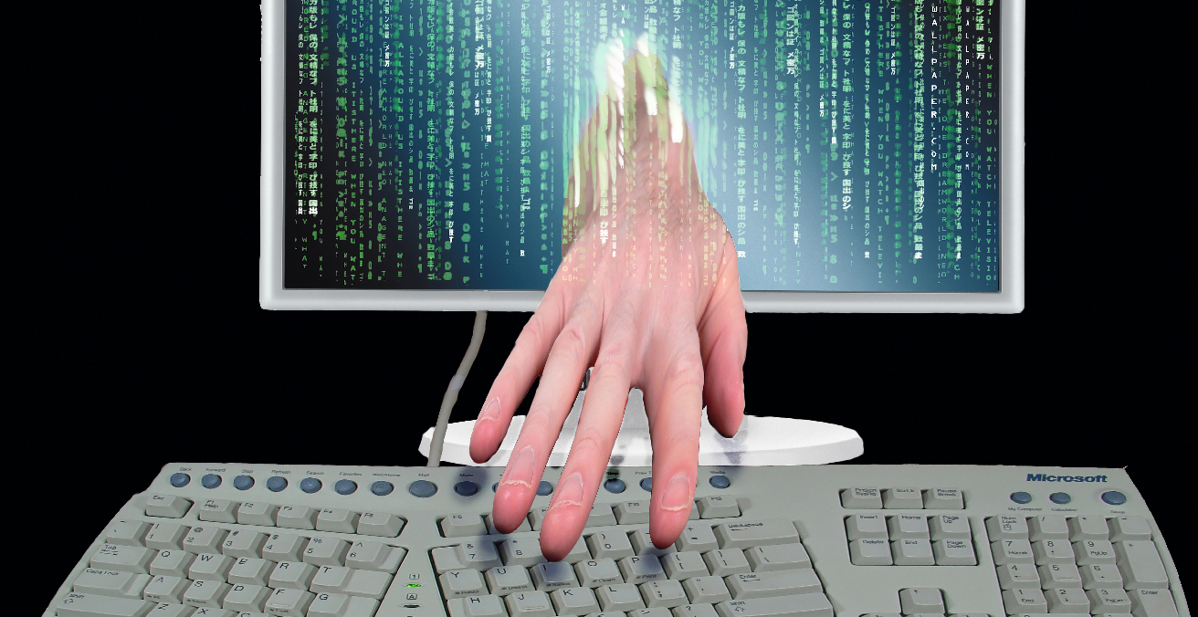 Picture of a cyber attack. Source: Don Hankins https://bit.ly/3oIok9G