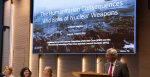 Humanitarian Impact of Nuclear Weapons 2020 conference. Source: International Campaign to Abolish Nuclear Weapons photostream https://bit.ly/3sGyk5P