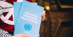 TPNW reaches 50 ratifications. Source: International Campaign to Abolish Nuclear Weapons photostream https://bit.ly/2NdpEUb