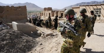 ADF soldiers in Afghanistan. Source: ResoluteSupportMedia https://bit.ly/3rQC3Ni