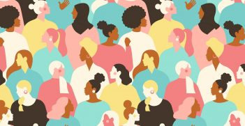 Illustration of diverse women. Source: Angelina Bambina, Shutterstock.