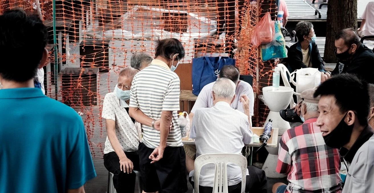 Chinatown Singapore. Source: Faisal Aljunied https://bit.ly/3lpI3tS