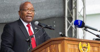 Jacob Zuma. Source: GovernmentZA https://bit.ly/311UcMv