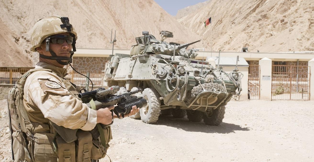 Allied troop in Afghanistan 2011, photographer Sam Shepherd for NZ Defence Force, shorturl.at/jkrJO