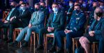 President Jair Bolsonaro and Minister for Defence Walter Souza Braga Netto attend an Air Force ceremony. Source: Sergeant Johnson Barros / CECOMSAER https://bit.ly/3nRFiTo