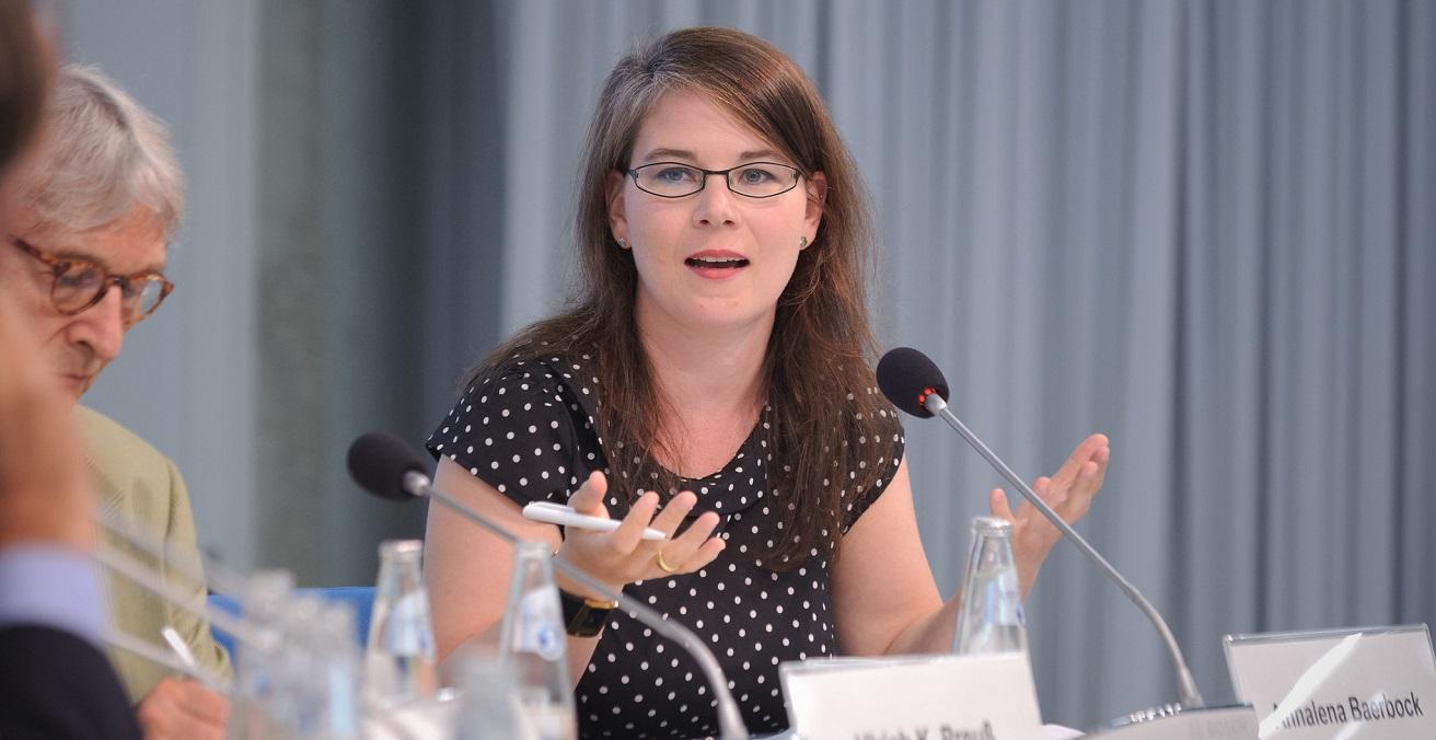 Annalena Baerbock. Source: Heinrich-Böll-Stiftung https://bit.ly/3oemiyM