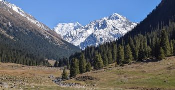Kyrgyzstan, photographed by Jon Eales, used with permission.