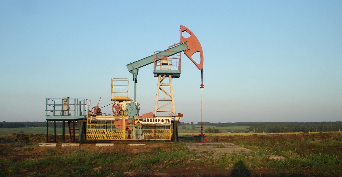 Oil Reserves in Russia, Photographer Acodered sourced from Wikimedia Commons, https://bit.ly/3g7YFEC