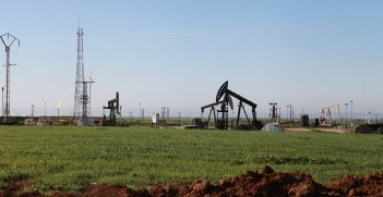 An oil region in northern Syria. Source: fpolat69/Shutterstock.