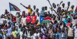 Jubilant South Sudanese celebrate the victory of their national soccer team over Equatorial Guinea in the 2017 Africa Cup of Nations. Source: UN Photo/JC McIlwaine https://bit.ly/36r4pVg