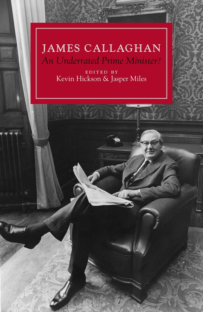 Book Cover: James Callighan, An Underrated Prime Minister?