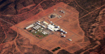 he joint Australia/USA communications facility at Pine Gap near Alice Springs in Central Australia.
